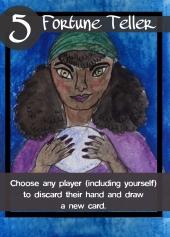5-fortune teller